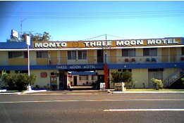 Monto Three Moon Motel - Great Ocean Road Tourism