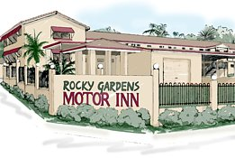 Rocky Gardens Motor Inn - Great Ocean Road Tourism
