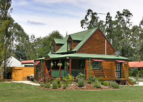 Mystic Mountains Holiday Cottages - Great Ocean Road Tourism