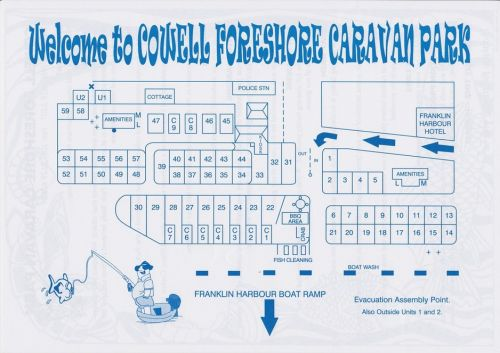 Cowell Foreshore Caravan Park amp Holiday Units - Great Ocean Road Tourism