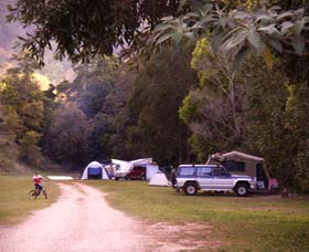 Mt Warning Holiday Park - Great Ocean Road Tourism