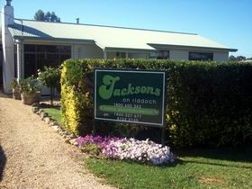 Jacksons On Riddoch - Great Ocean Road Tourism