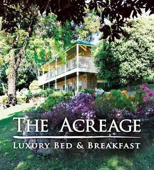 The Acreage BampB - Great Ocean Road Tourism