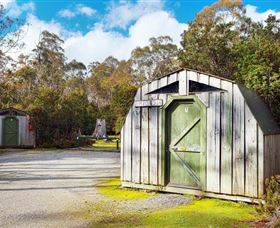 Discovery Holiday Parks Cradle Mountain Cosy Cabins - Great Ocean Road Tourism