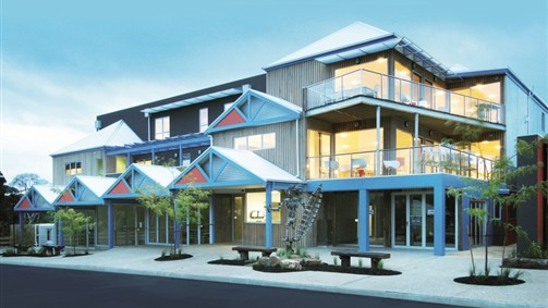 The Island Accommodation - Phillip Island YHA - Great Ocean Road Tourism