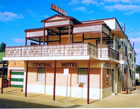 Central Motel - Great Ocean Road Tourism