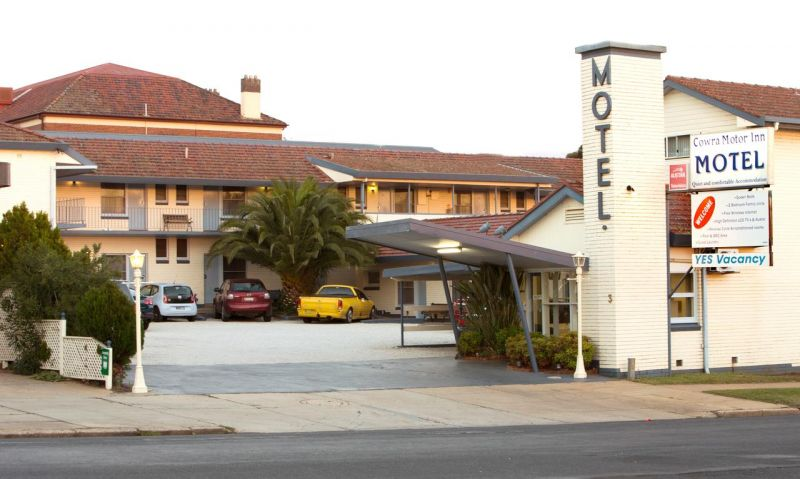 Cowra Motor Inn - Great Ocean Road Tourism