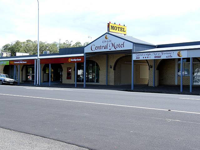 Gin Gin Central Motel - Great Ocean Road Tourism