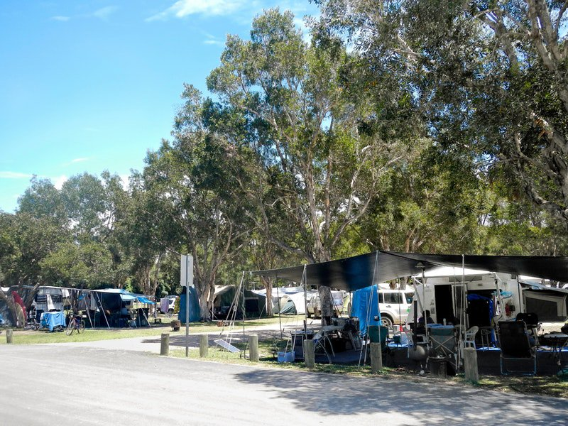 Diamond Head campground - Great Ocean Road Tourism