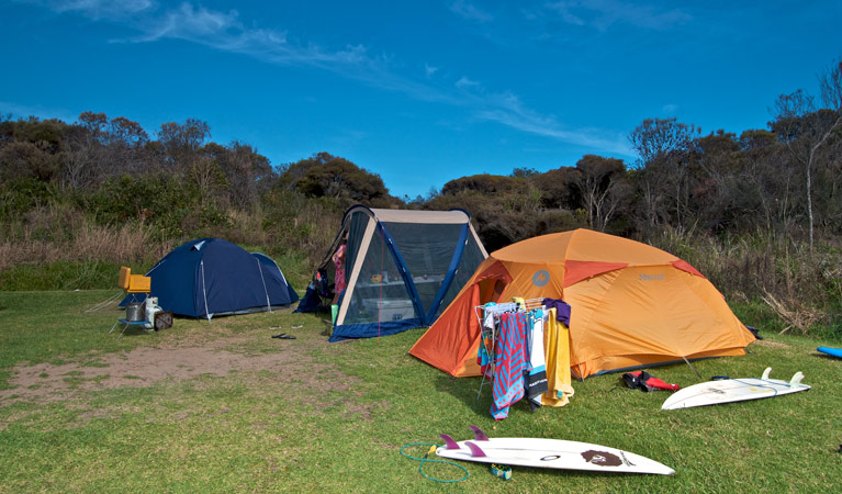 Frazer campground - Great Ocean Road Tourism