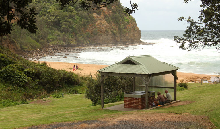 Little Beach campground - Great Ocean Road Tourism