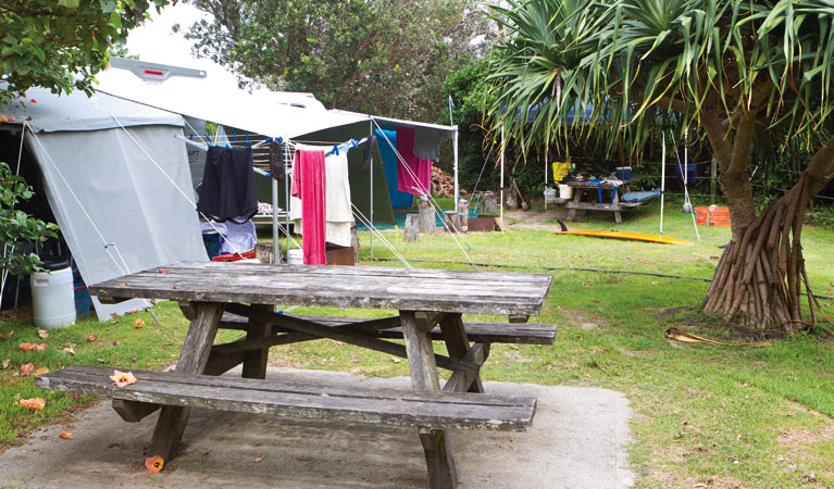 Sandon River campground - Great Ocean Road Tourism