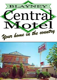 Blayney Central Motel - Great Ocean Road Tourism