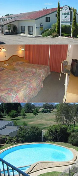 Tumut Motor Inn - Great Ocean Road Tourism