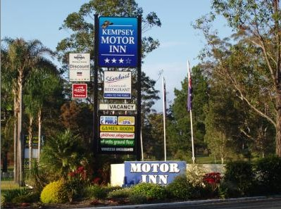 Kempsey Motor Inn - Great Ocean Road Tourism