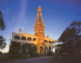 Rupertswood Mansion - Great Ocean Road Tourism