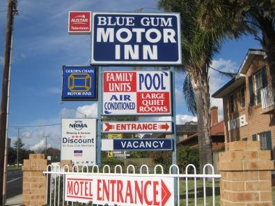 Blue Gum Motor Inn - Great Ocean Road Tourism