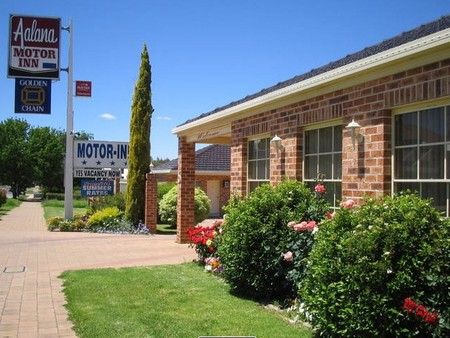 Aalana Motor Inn - Great Ocean Road Tourism