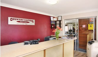 Country Capital Motel - Great Ocean Road Tourism
