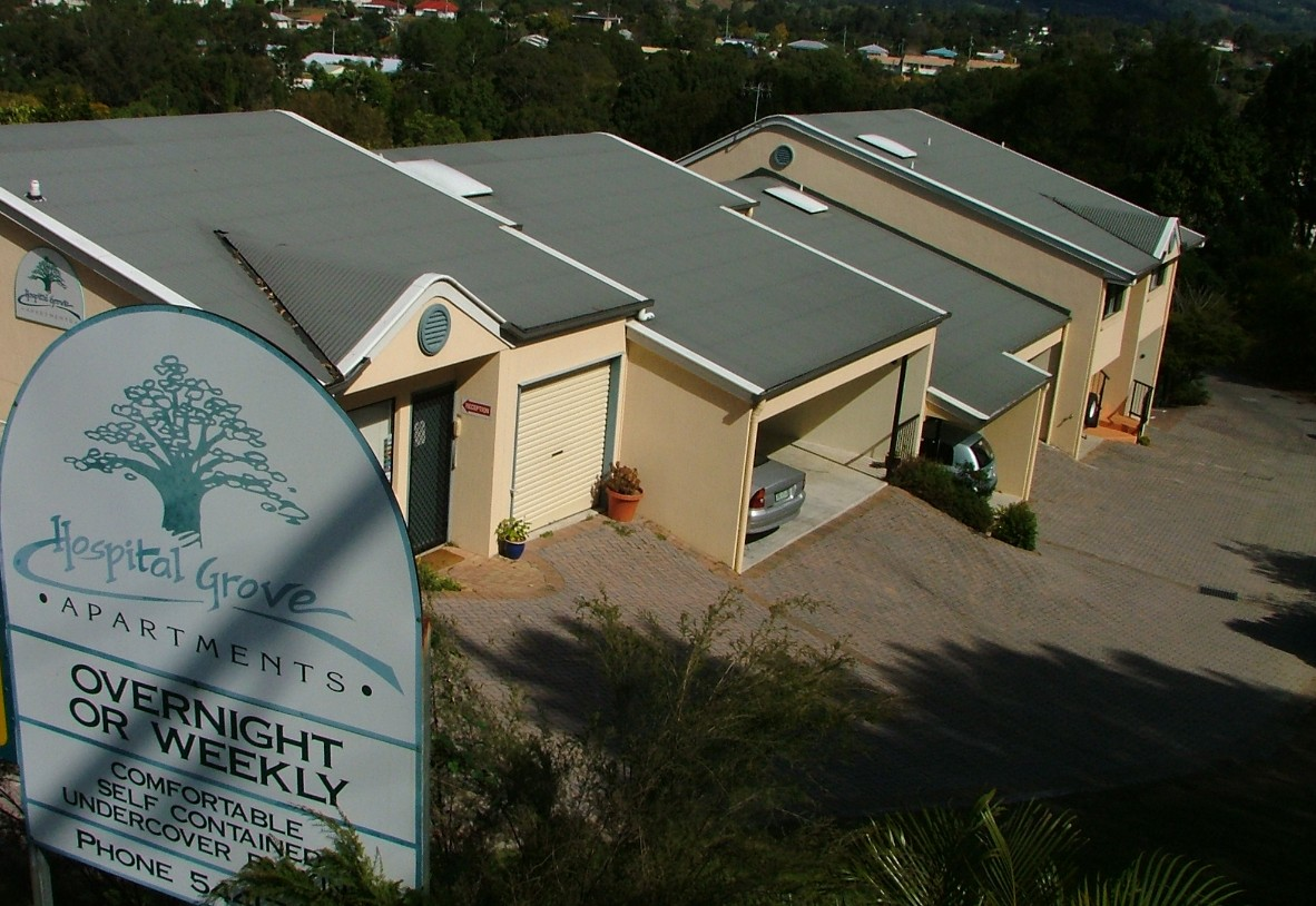 Hospital Grove Apartments - Great Ocean Road Tourism