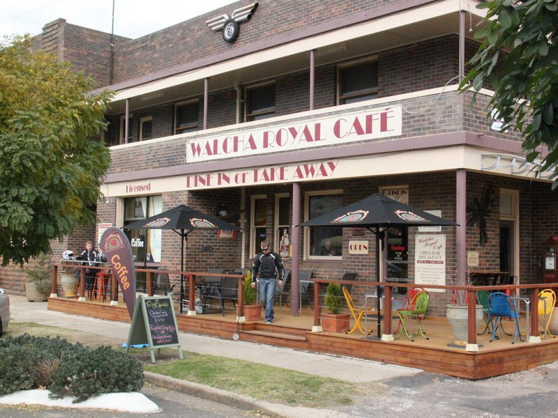 Walcha Royal Cafe and Boutique Accommodation - Great Ocean Road Tourism