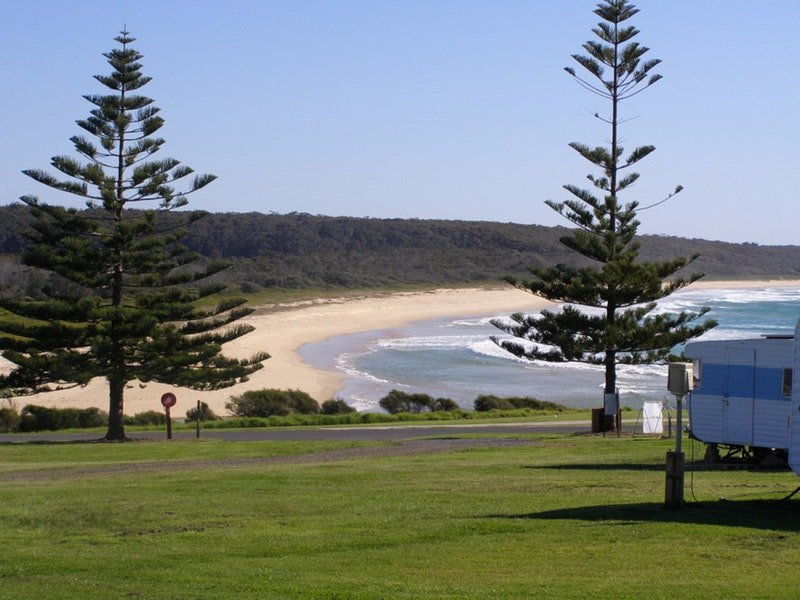 Dalmeny Camp Ground - Great Ocean Road Tourism