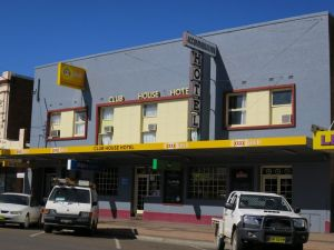 Club House Hotel Gunnedah - Great Ocean Road Tourism