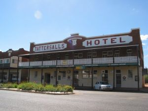 Tattersalls Hotel Baradine - Great Ocean Road Tourism