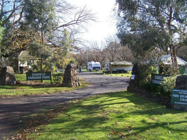 Dunkeld Caravan Park - Great Ocean Road Tourism