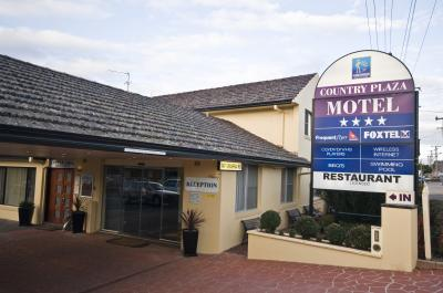 Quality Inn Country Plaza Queanbeyan - Great Ocean Road Tourism