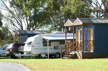 St Helens Caravan Park - Great Ocean Road Tourism