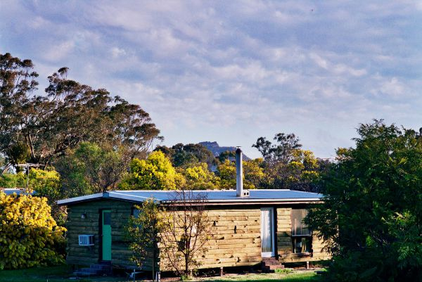 Mount Zero Log Cabins - Great Ocean Road Tourism