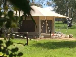 Boongarrie Luxury Tent - Great Ocean Road Tourism