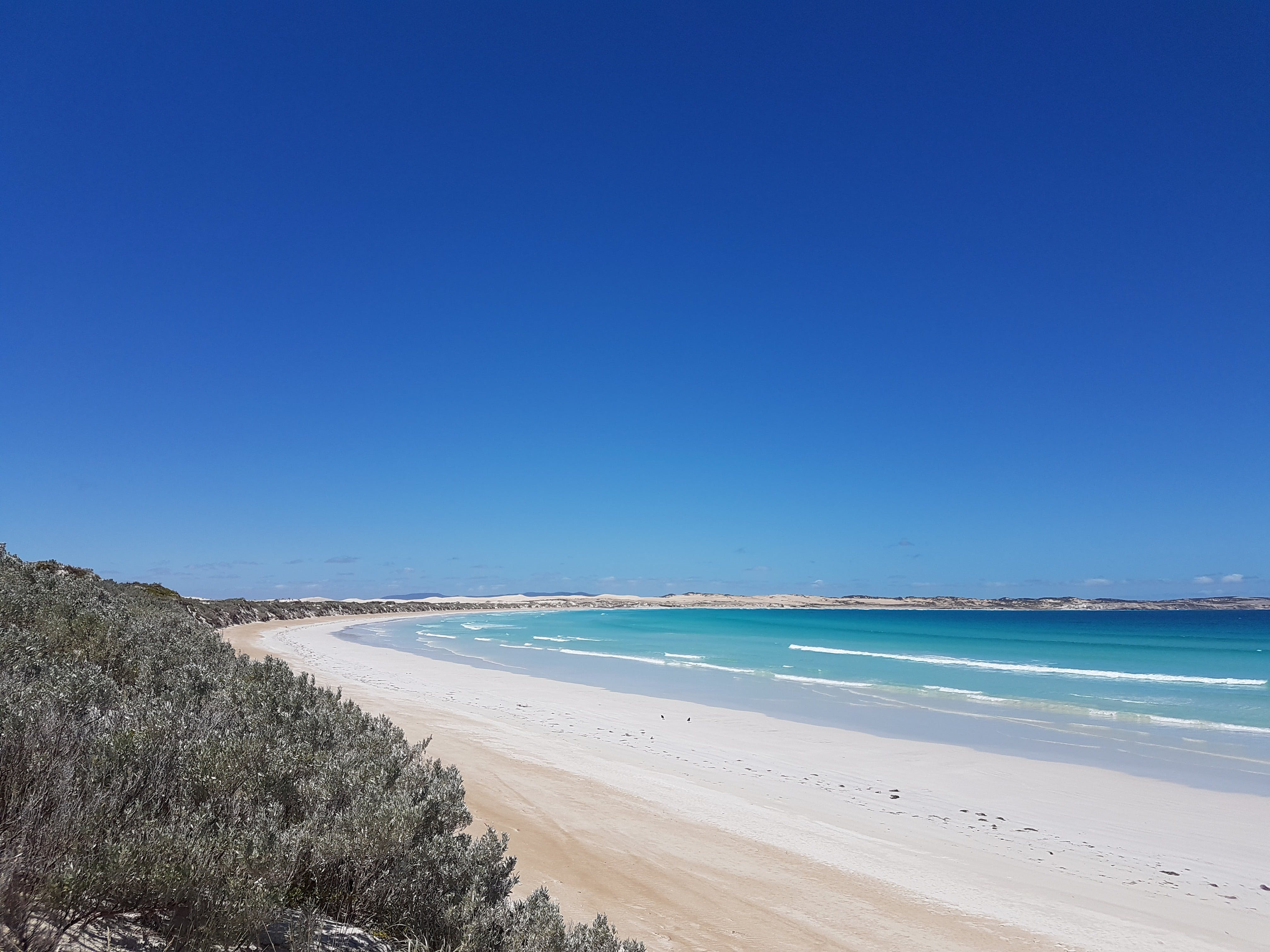 Coffin Bay National Park Campgrounds - Great Ocean Road Tourism