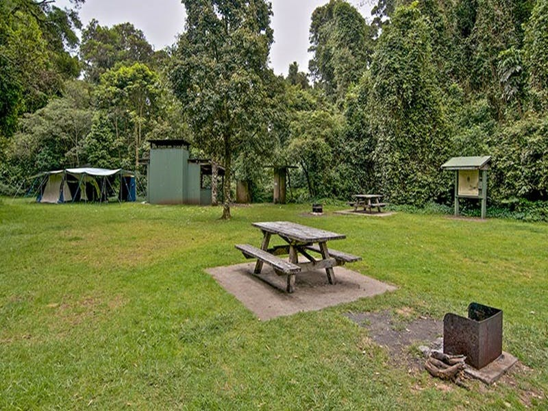 Forest Tops campground - Great Ocean Road Tourism