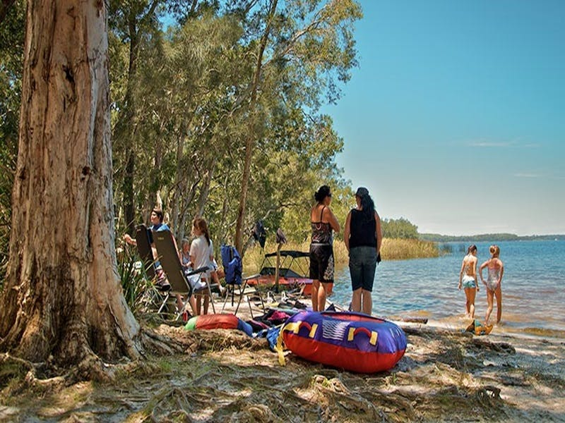 Korsmans Landing campground and picnic area - Great Ocean Road Tourism