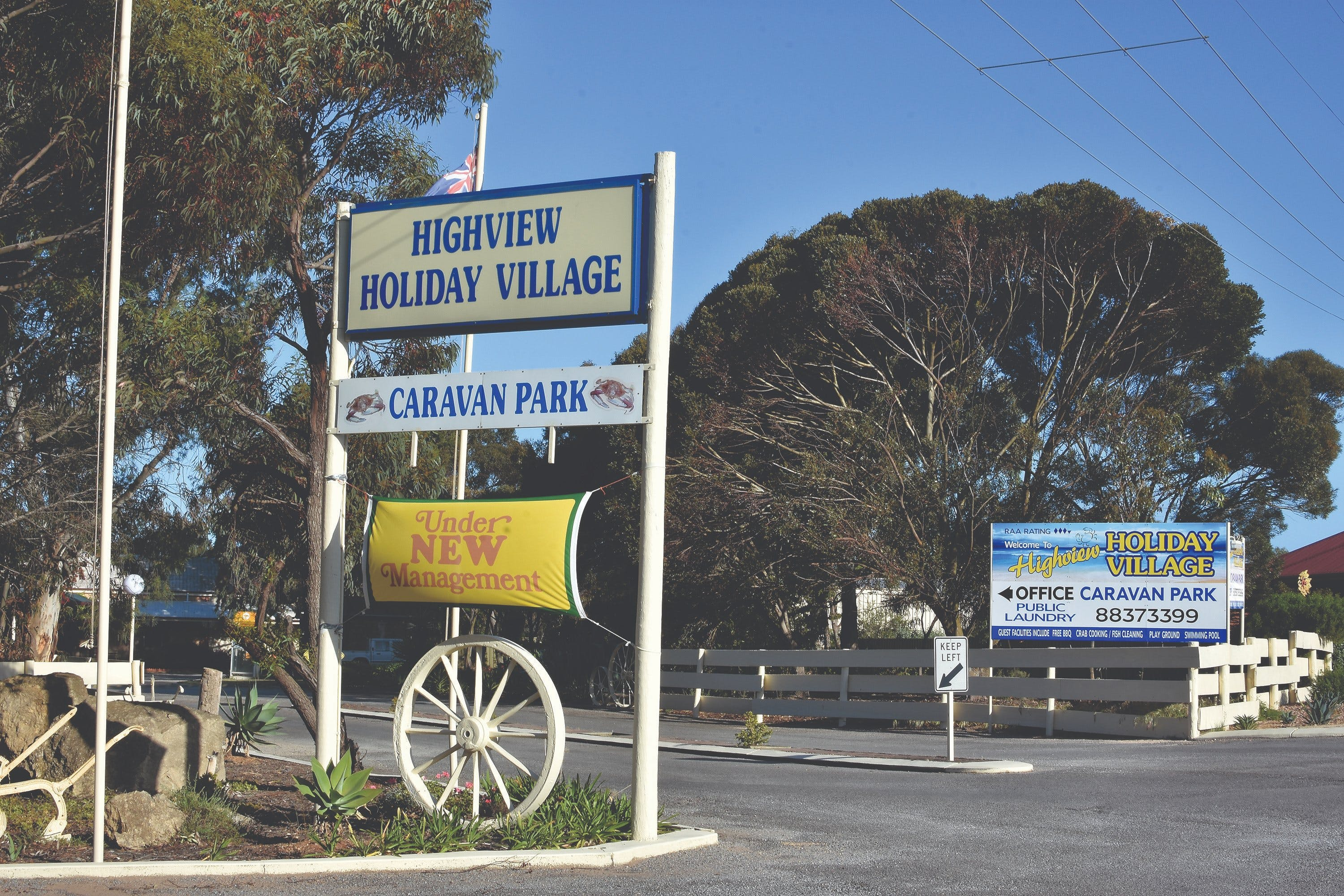 ARDROSSAN - Highview Holiday Village - Great Ocean Road Tourism