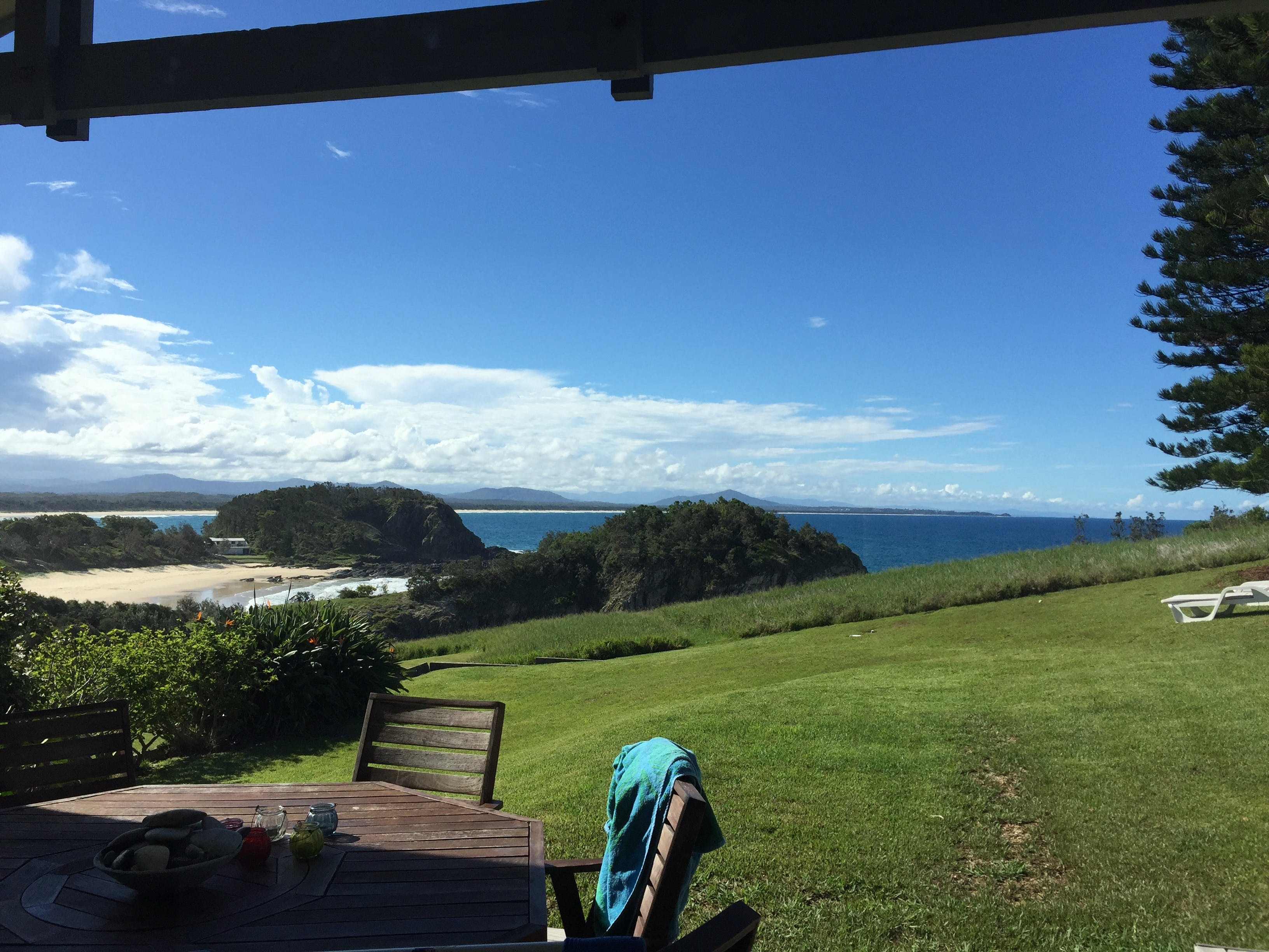 The View in Scotts Head - Great Ocean Road Tourism