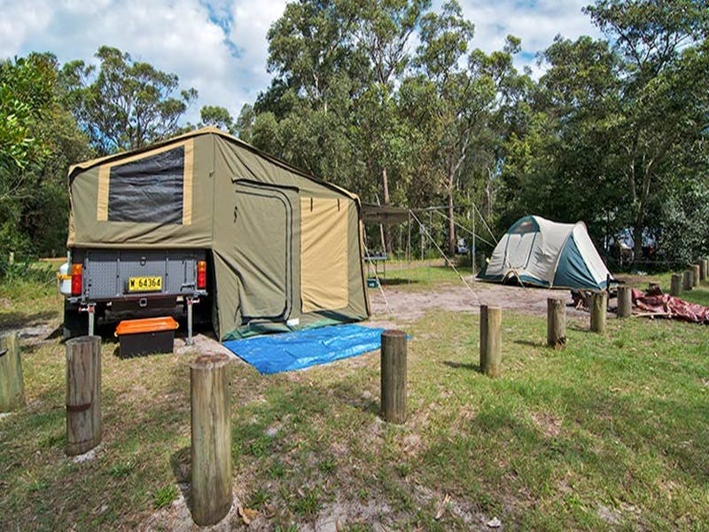 The Wells campground - Great Ocean Road Tourism