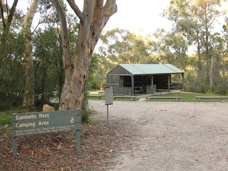 Gambells Rest campground - Great Ocean Road Tourism