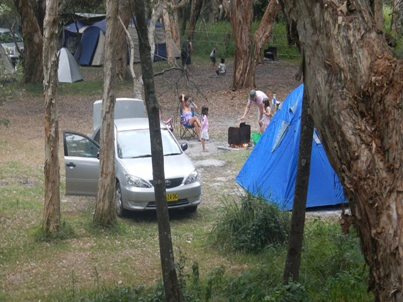 Hungry Gate campground - Great Ocean Road Tourism
