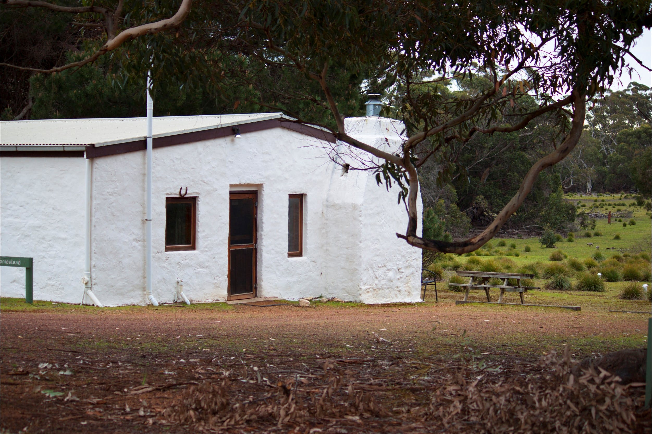 Mays homestead - Flinders Chase National Park - Great Ocean Road Tourism