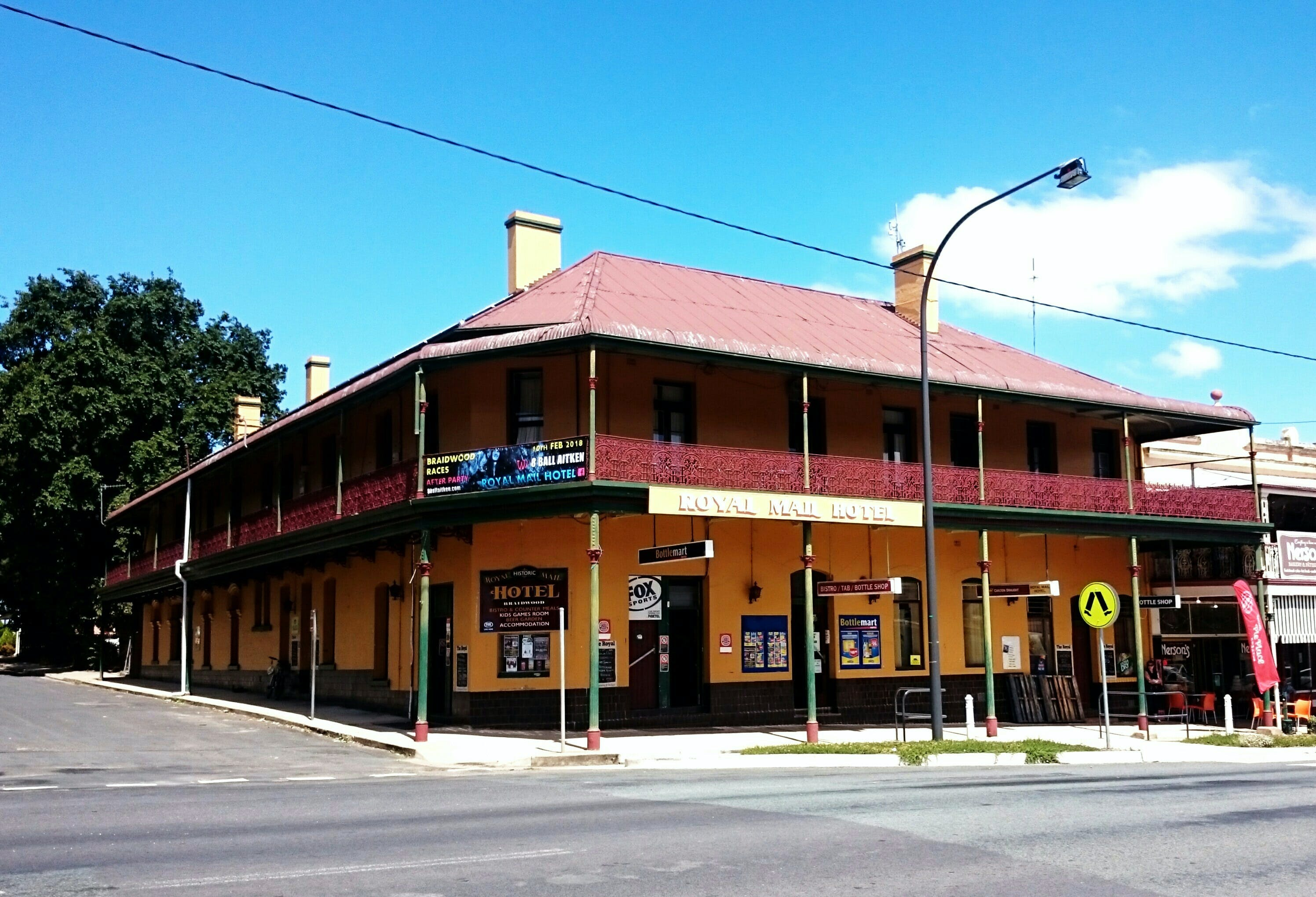 Royal Mail Hotel Braidwood - Great Ocean Road Tourism