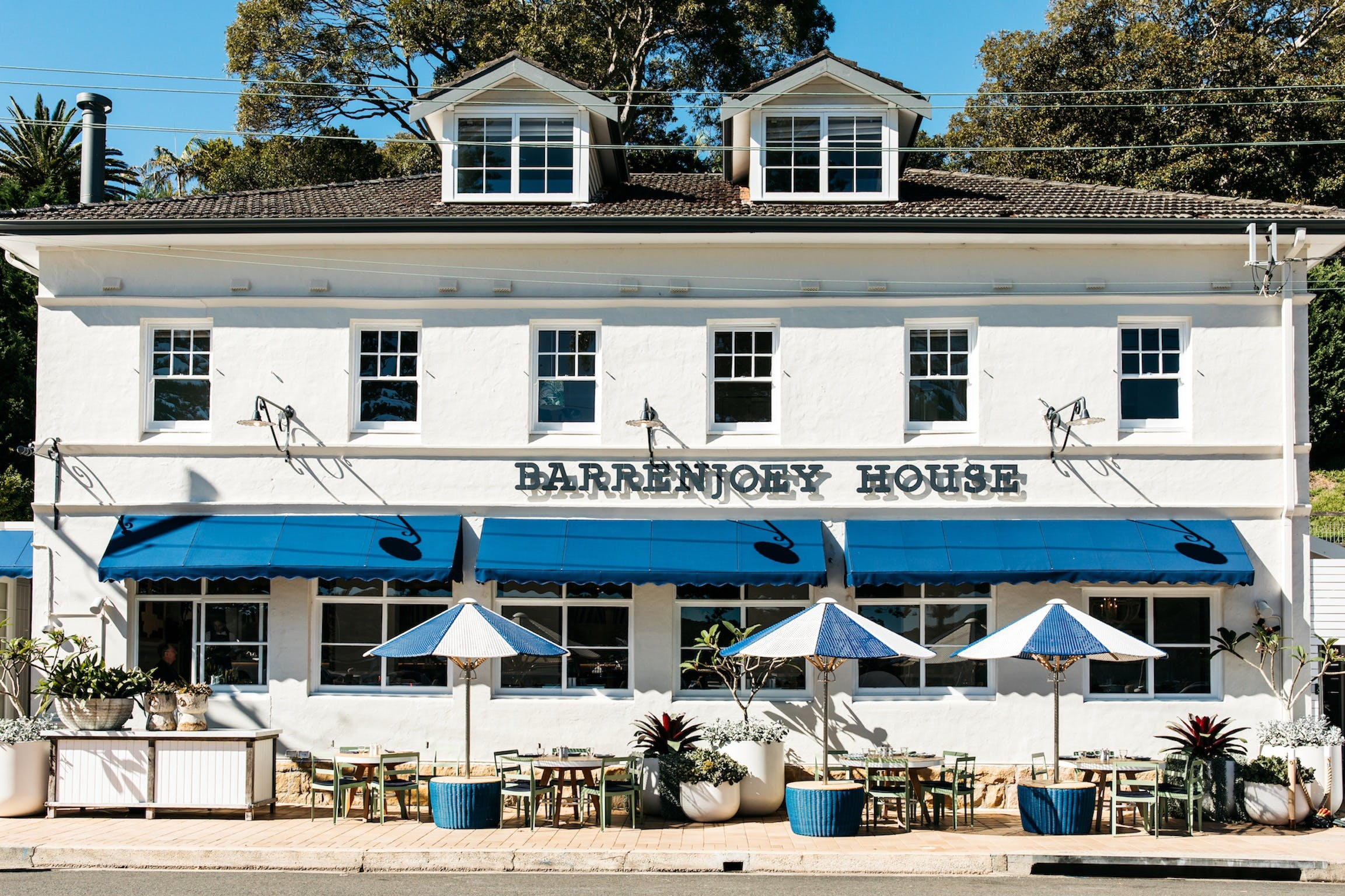 Barrenjoey House - Great Ocean Road Tourism