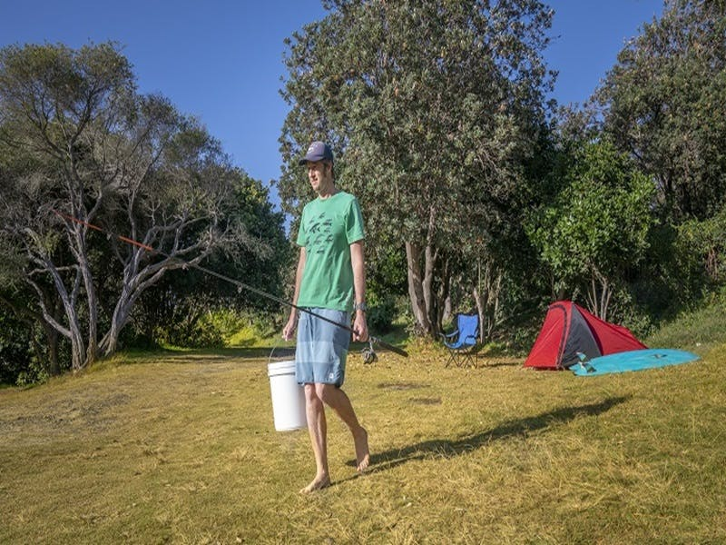 Racecourse campground - Great Ocean Road Tourism
