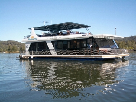 Able Hawkesbury River Houseboats - Great Ocean Road Tourism
