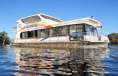 All Seasons Houseboats - Great Ocean Road Tourism