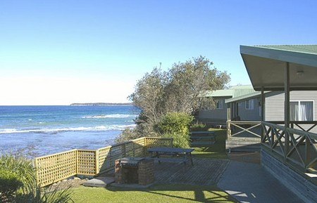 Berrara Beach Holiday Chalets - Great Ocean Road Tourism