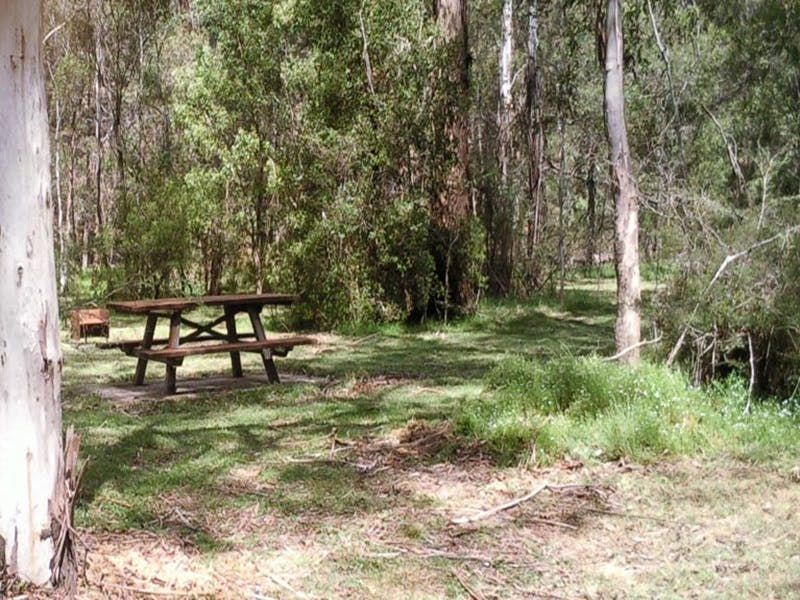 Mulloon Creek campground - Great Ocean Road Tourism