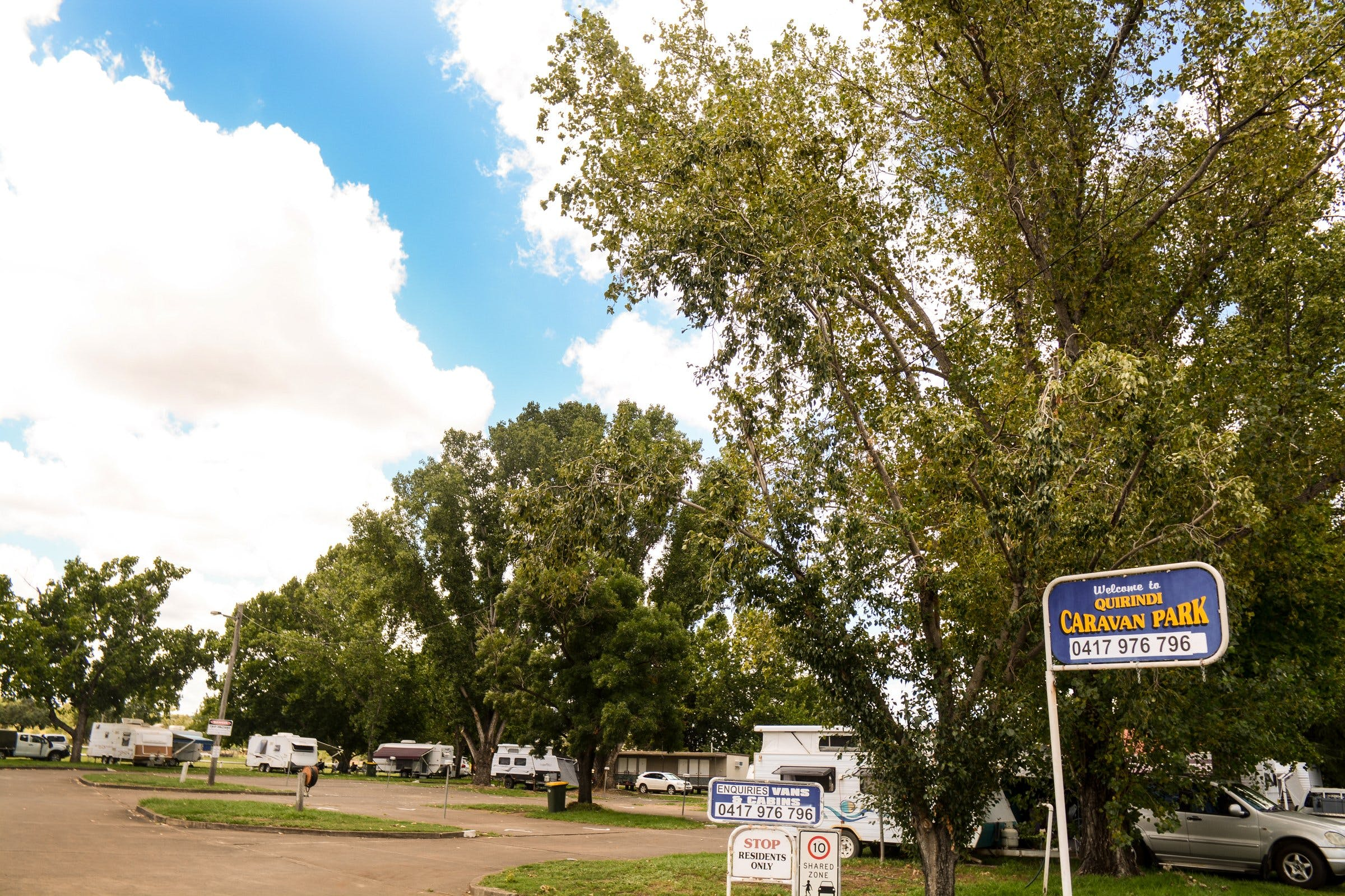 Quirindi Caravan Park - Great Ocean Road Tourism